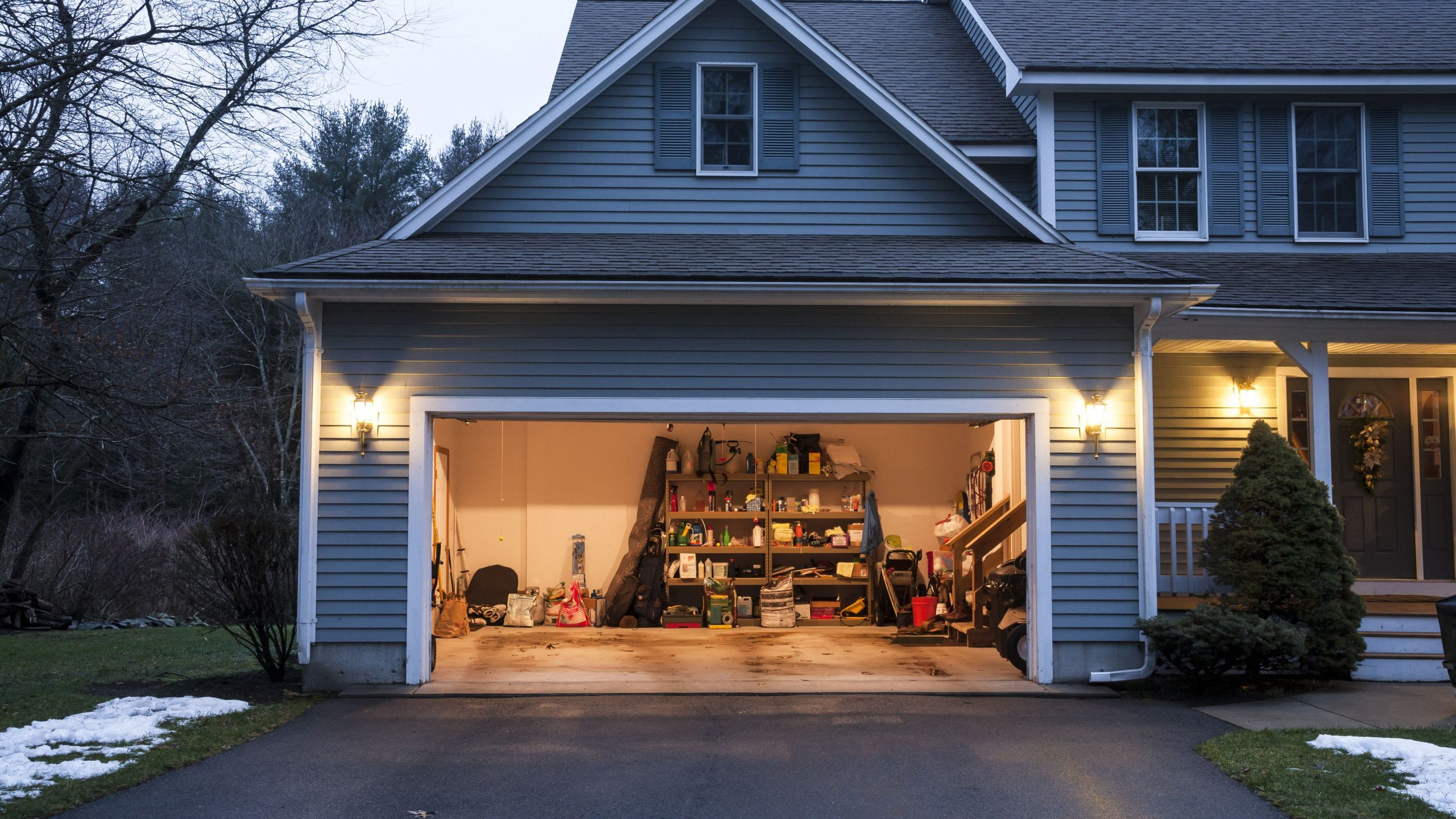 Ways to Improve the Security of Your Home & Garage